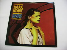DARK HEART - SHADOWS OF THE NIGHT - LP VINYL 1984 CANADA CUT-OUT SLEEVE