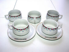 Beautiful Vintage Made In Japan by LB Signed Cups And Saucers Set