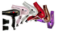Parlux 3200 Compact Hair Dryer in SILVER