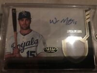 Whit Merrifield Jersey Relic Game Used Topps Baseball Card Tier One 1