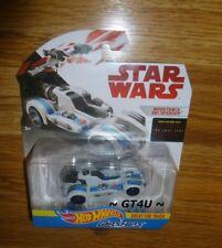 Disney Hot Wheels Star Wars The Last Jedi Resistance Ski Speeder Carships Car