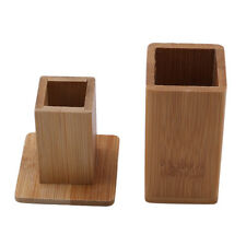 Portable Wood Toothpick Holder Mini Toothpick box Pocket Toothpick DB