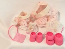 Vtg G1 My Little Pony Wear Sunday Stroll Outfit Mother & Baby Set Shoes 80's MLP