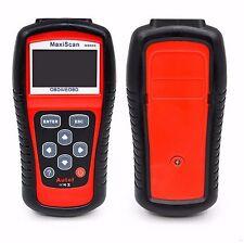 Car Scanner Diagnostic Live Data Code Reader Check Engine EOBD OBD2 OBDII MS509