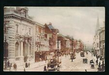 Hampshire SOUTHAMPTON High St Tram #6 c1900/10s? PPC by J Welch