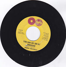 BRENDA HOLLOWAY-TAMLA 54121 NORTHERN SOUL 45RPM YOU CAN CRY ON MY SHOULDER  VG+