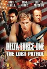 DELTA FORCE ONE: THE LOST PATROL Movie POSTER 27x40