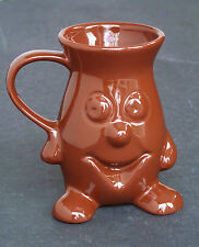 Vintage CADBURY Smiling Cocoa Bean Coffee Cup or Hot Chocolate Mug