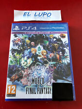 World of Final Fantasy Ps4 Square Enix