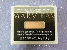 MARY KAY MINERAL EYE COLOR / Shadow ~ AMBER BLAZE ~ Ships FREE