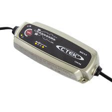 """CTEK MXS 5.0 Batterieladegerät 12V 5A AUTO MOTORRAD PKW LADEERAHLTUNGSGER�""""T"""