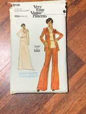 Very easy vogue sewing patterns Jacket Top Skirt Trousers Ladies Women