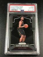 DARIUS GARLAND 2019 PANINI PRIZM #288 PHOTO VARIATION ROOKIE RC PSA 10 CAVALIERS