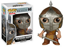 SKYRIM THE ELDER SCROLLS V WHITERUN GUARDIA 9.5cm POP VINILE PERSONAGGIO FUNKO