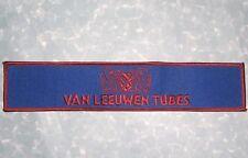 Van Leeuwen Tubes Patch - large size patch
