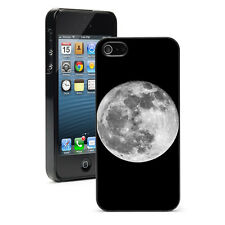For Apple iPhone SE 5 5S 5c 6 6s 7 Plus Hard Case Cover 1322 Full Moon