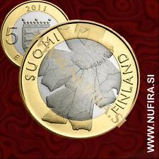 2011 Finland 5 EUR (Ostrobothnian)