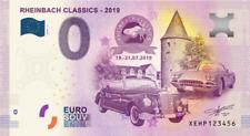 Billets Euro Schein Souvenir Touristique 2019 Rheinbach Classics