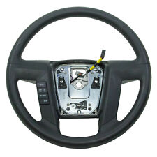 NEW OEM 2011-2014 Ford F-150 Steel Gray Steering Wheel w/ Cruise Control