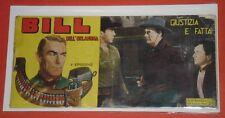 avventura film STRISCIA BILL DELL'OKLAHOMA 5° EPISODIO serie western 12-VICTORY