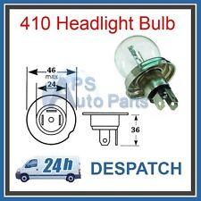 Nouveau P45T 410 12V 45/40W anneau ampoule de phare voiture van camion camper
