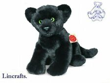 Ment panther plush soft toy Wildcat par Teddy Hermann Collection 90456