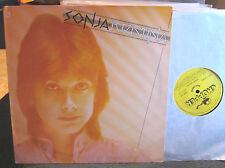 SONJA KRISTINA LP uk chopE5 '80 curved air rare WOW synth prog orig scarce vinyl