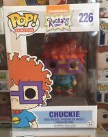 FUNKO POP VINYL, NICKELODEON RUGRATS CHUCKIE VINYL FIGURE #226