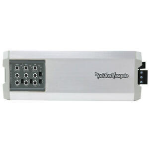 Rockford Fosgate TM1000x5ad 1000W Class-AD 5-Channel Marine Audio Amplifier NEW