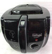Presto 05442 CoolDaddy Cool-touch Deep Fryer - Black 1