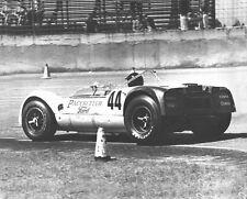 Vintage 8 X 10 Auto Racing Photo 1965 Daytona Dan Gurney Pacesetter Ford Lotus