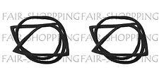 Weatherstrip Windshield Rubber Seal Set for 68-73 Datsun 510 1300 1500 1600