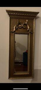 Uttermost Bronze Designed Mirror