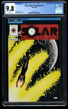 Solar, Man of the Atom #12 CGC NM/M 9.8 White Pages