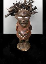 Old Tribal Yombe Fetish  Figure     --- Congo