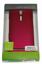 CASE-MATE  COQUE BARLEY THERE CM020247 POUR Sony Xperia S