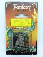 Fantasy Armies Prince August Galanas l'espion vintage Warhammer métal figurine