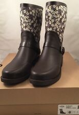 UGG Women Sivada Liberty Shoes UK Size 6.5/EU39 Brown Waterproof