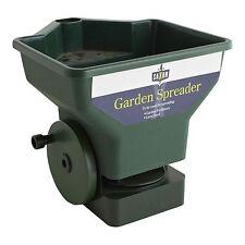 Saxon GARDEN FERTILISER & LAWN SEED SPREADER Handheld, Lightweight Easy to Clean