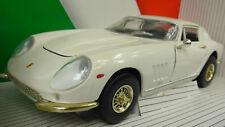 Ertl 1:18 1966 Ferrari 275 GTB 4 European Classics in OVP (A683)