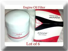 Lot of 6 Engine Oil Filter SO49/L20049 Fits: Buick, Chevrolet GMC  Cars Trucks