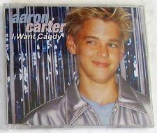 AARON CARTER - I WANT CANDY - CD Single Sigillato