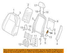 VW VOLKSWAGEN OEM 15-17 GTI Front Seat-Adjust Lever 5GM88123682V
