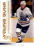 2000-01 Upper Deck Young Guns Michel Riesen Rookie #412