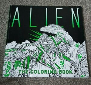 Alien: The Colouring Book by Titan Books (Paperback, 2017)