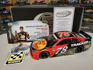 Martin Truex Jr. 2016 Coke 600 Race Win ELITE  #127/150 with Correct Spoiler