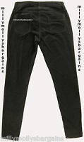 New Womens Marks & Spencer Black Skinny Trousers Size 12 Medium DEFECTS !