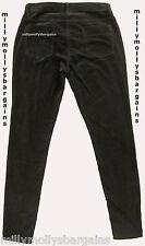 New Marks & Spencer Black Skinny Trousers Size 12 Medium DEFECT & LABEL FAULT