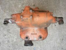 Case Sc Tractor Hydraulic Pump Assembly Case Part 6115a Complete