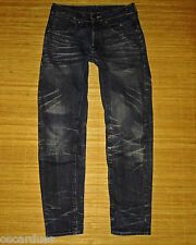 vaqueros G-STAR crotch tapered talla 28/32 us o 36 fr